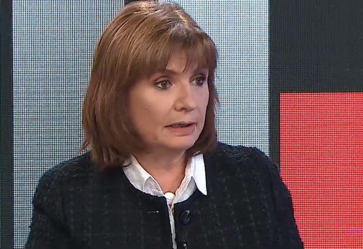patricia bullrich ministra seguridad