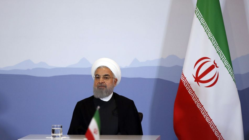 Iranian President Hassan Rouhani Heads To The Alps