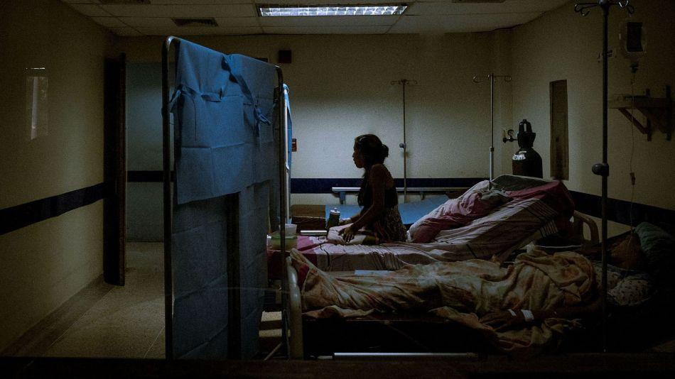 Venezuelan hospital