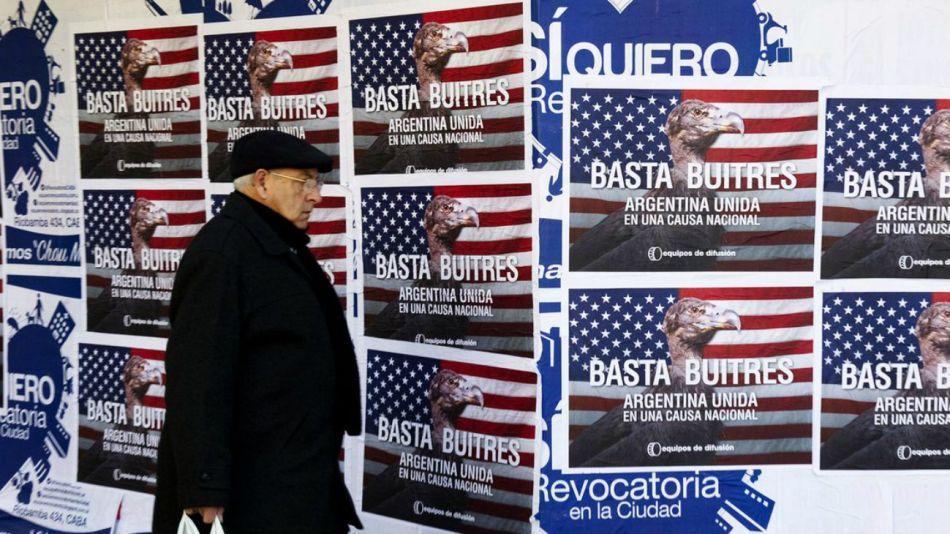 historia argentina deuda externa bloomberg