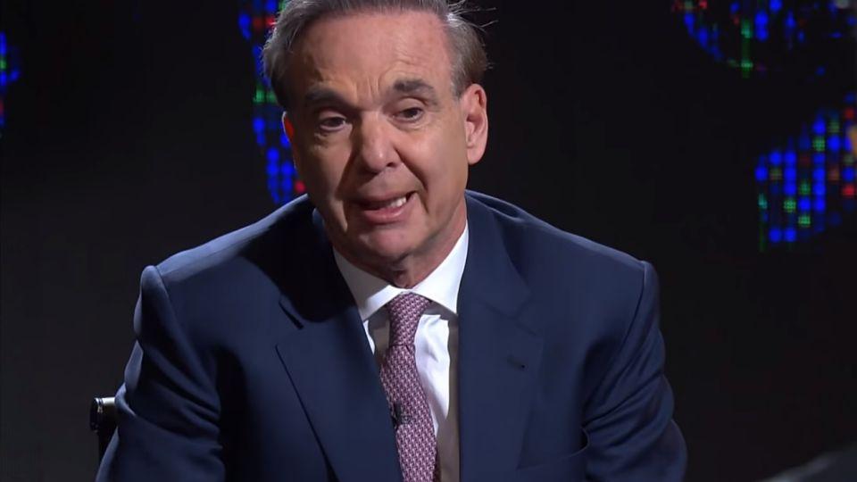 Miguel Pichetto, candidato a vicepresidente por 'Juntos por el Cambio'.