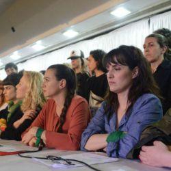 Actrices Argentinas apoyó a Anahí de la Fuente (Fotos: Pablo Cuarterolo)