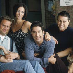 El primer capítulo de Friends se vio el 22 de septiembre de 1994