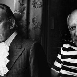 Picasso y Dalí, juntos en París