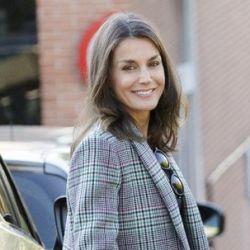 El look informal de la reina de España
