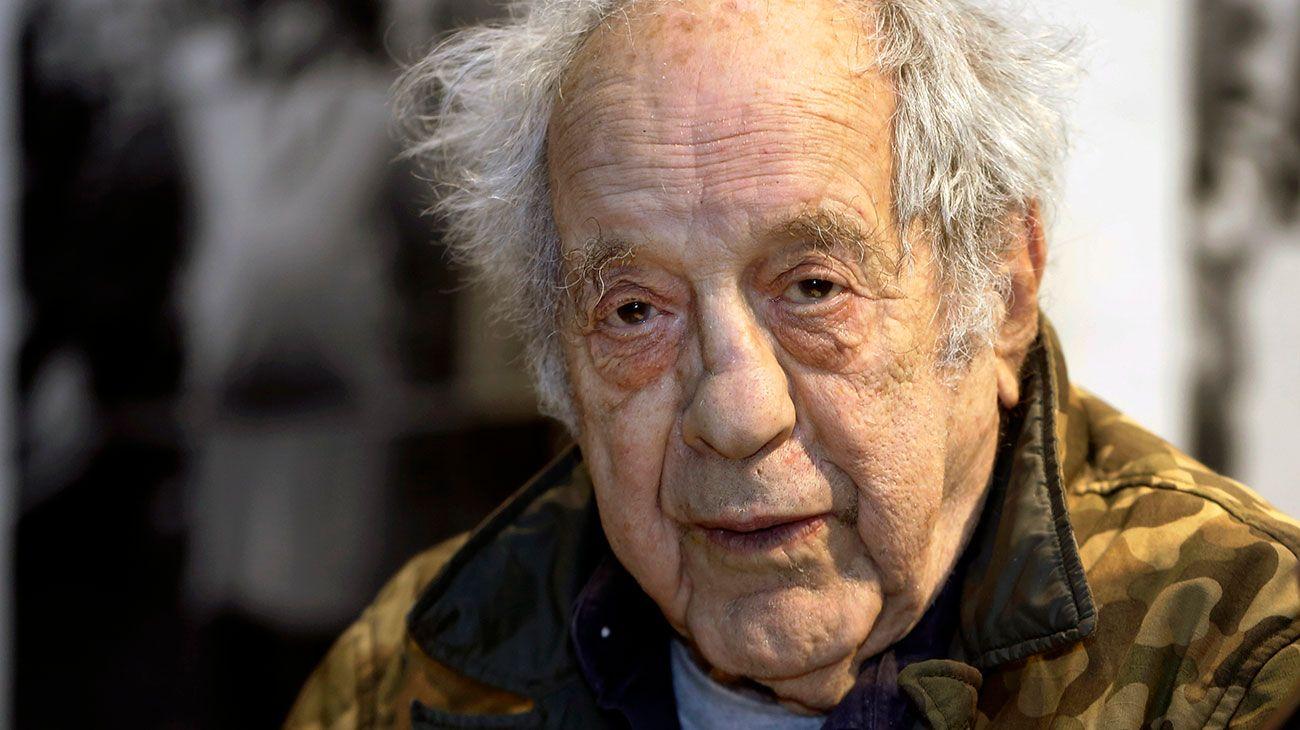 El fotógrafo Robert Frank murió a los 94 años.