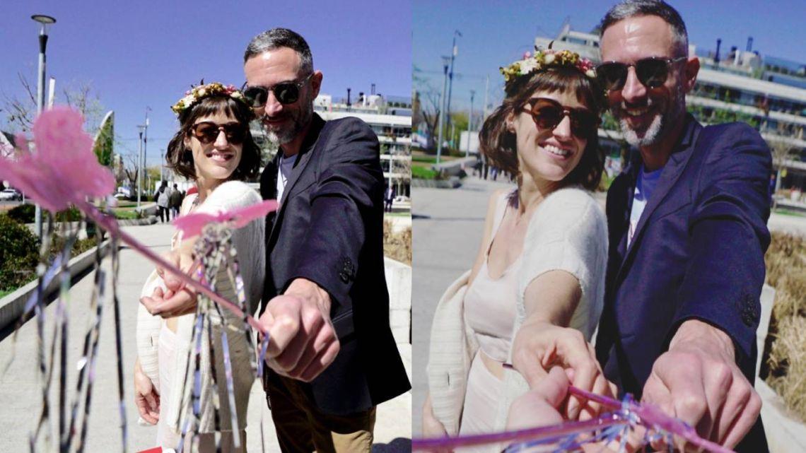 Resultado de imagen para Camila Salazar se casó con su novio
