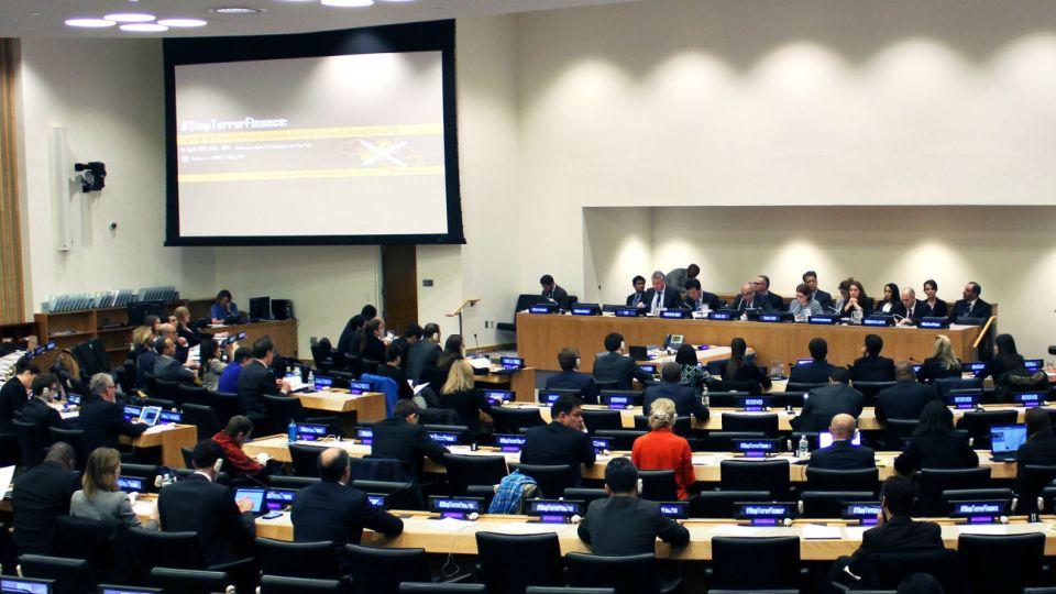 El Comité de Contra-terrorismo de la ONU utiliza métodos rigurosos para definirlo.