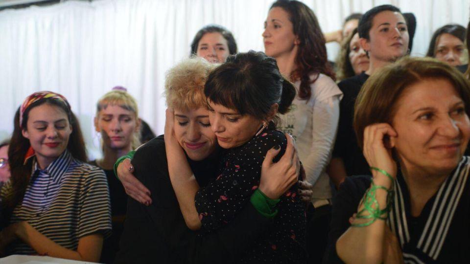 Actrices Argentinas acompañó una denuncia por acoso y maltrato de un exdirectivo del San Martín