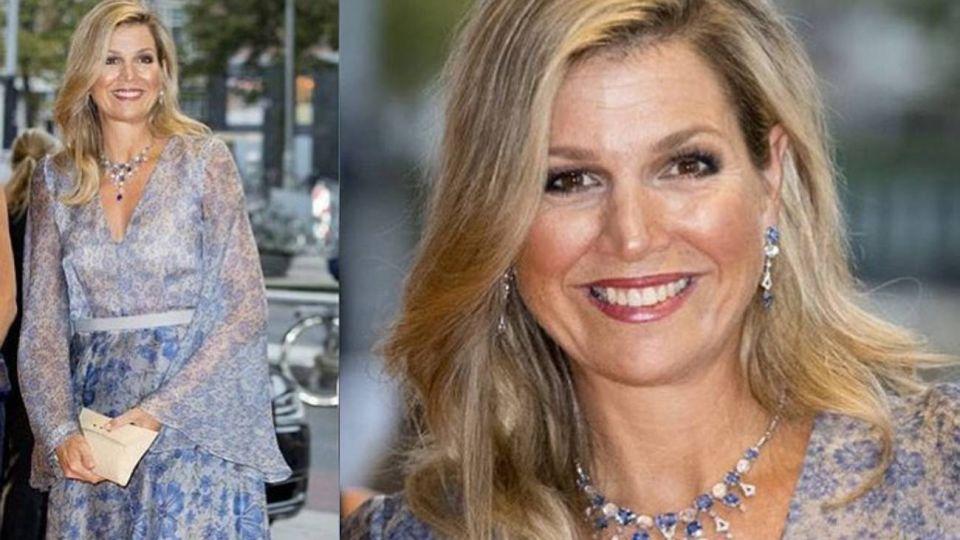 Máxima de Holanda se copia el look a sí misma