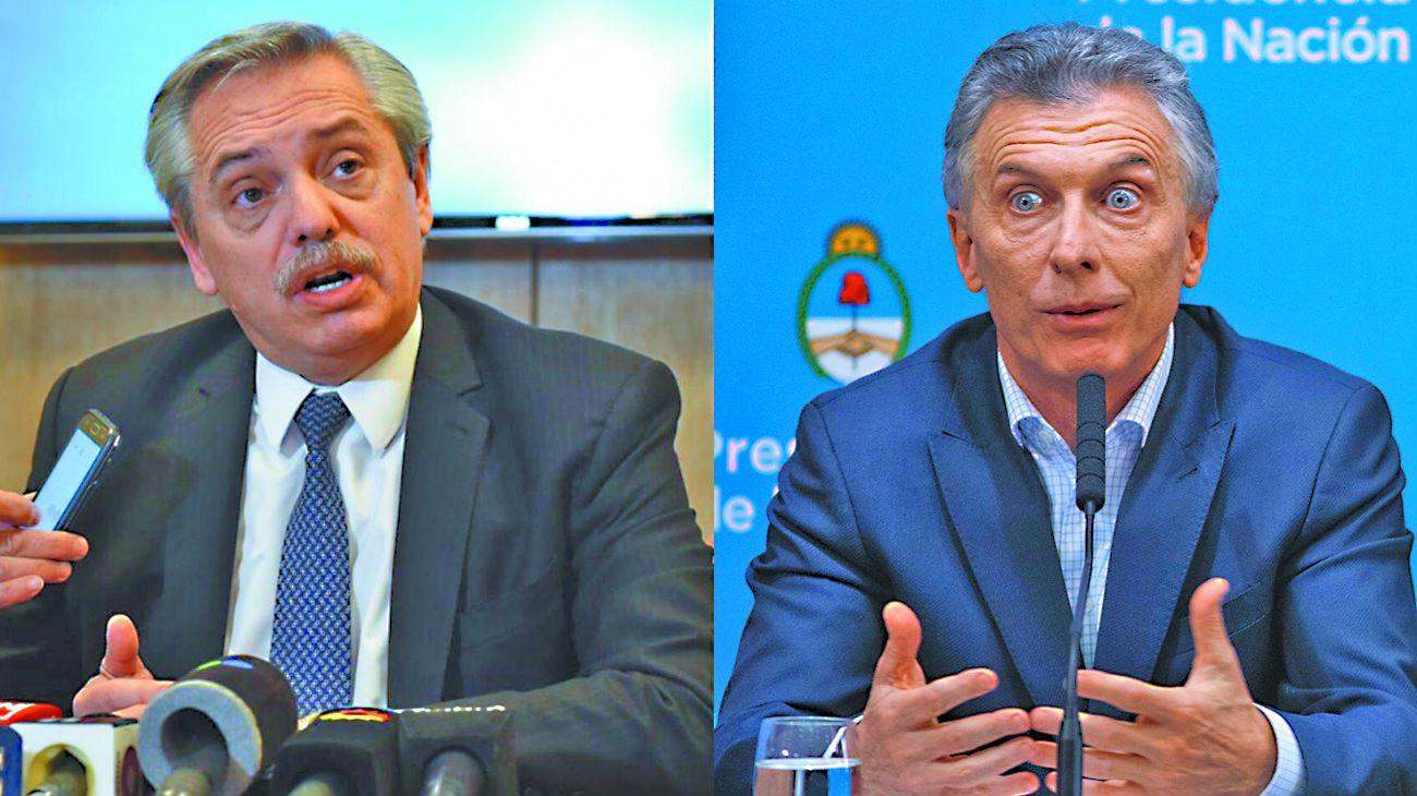 CANDIDATOS. Hay romper con los prejuicios. Para unos, Fernández sería el fin de la república; para otros, Macri representa a los ricos.