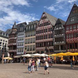 Frankfurt, qué hacer en un día