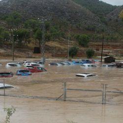 Inundación récord en España 2019