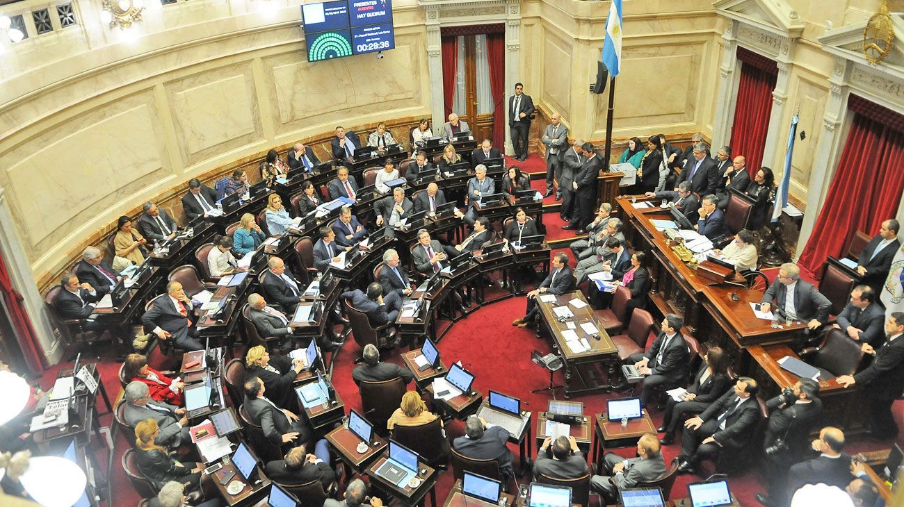 La Cámara de Senadores aprobaría la semana que viene la Emergencia Alimentaria.
