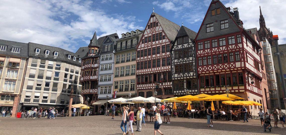Frankfurt en un día, ¿qué ver?