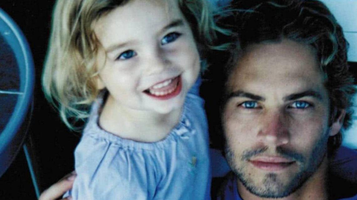 A seis años de la muerte de Paul Walker, sale a la luz una foto inédita