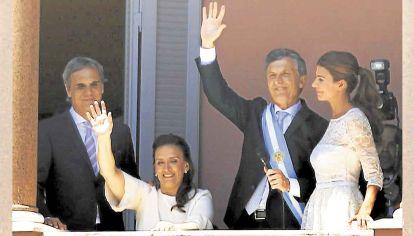 Macri. Sería deseable que el presidente no peronista pueda concluir su mandato.