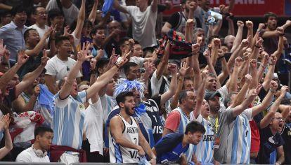 Imágenes del vibrante partido que Argentina le ganó a Francia