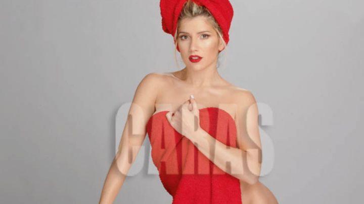El consejo hot de Laurita Fernández a Nico Cabré sobre las escenas de desnudo