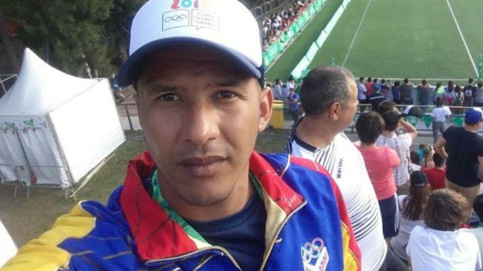 Osmarbin Colmenarez