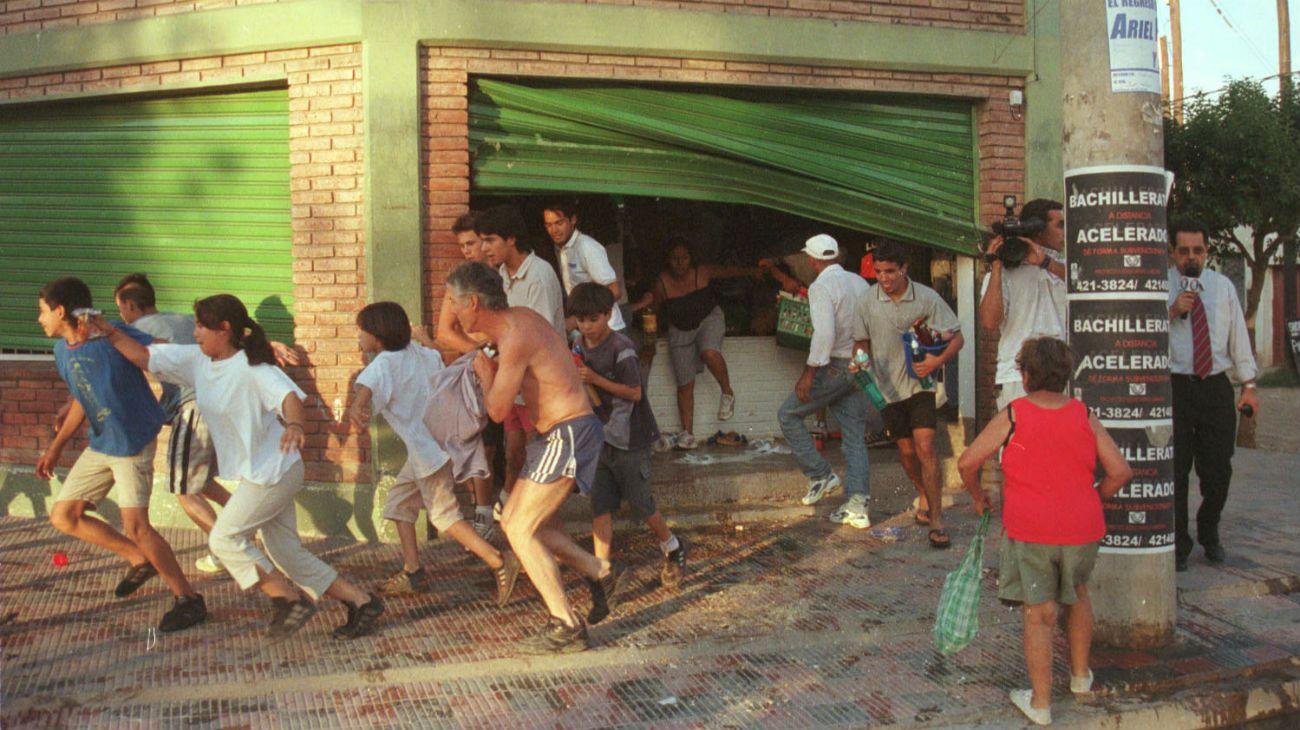 2001. Arrastró al Uruguay y es la última pesadilla que permanece en la memoria.