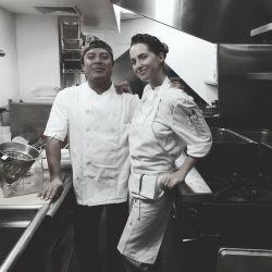 Soledad Fandiño recordó sus días como chef en Nueva York