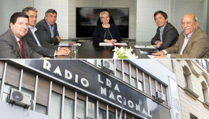 ENACOM y RADIO NACIONAL. Uno de los tantos organismos que han quedado supeditados al Ejecutivo. despues del 10/12. Radio Nacional seguirá, como hace años, alineada con el gobierno.