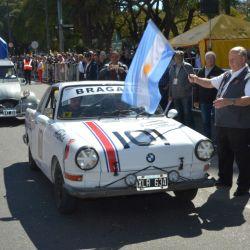 Se largó el Gran Premio Argentino Histórico