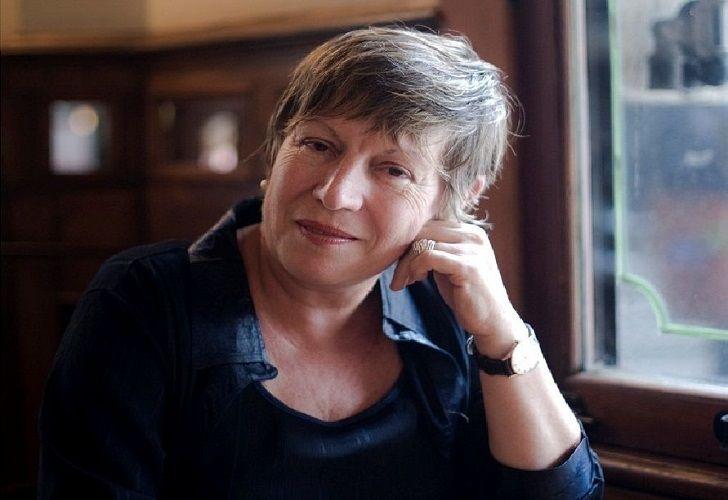 ANDRUETTO. La escritora cordobesa el miércoles a diálogo abierto, en el patio del Cabildo.