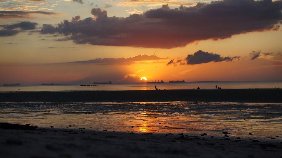 Playa de San Francisco, en el estado de Pará.