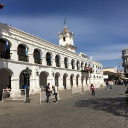 Cabildo de Salta, hoy convertido en museo.