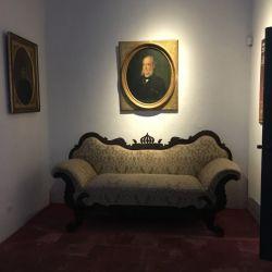 Salón del Museo Uriburo de Salta.