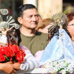 El fervor de los salteños venidos desde todos los puntos de la provincia se puso de manifiesto en las tres jornadas de festividades.