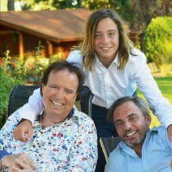 El sueño argentino de Izan LLunas, quien interpretó a Luis Miguel de niño