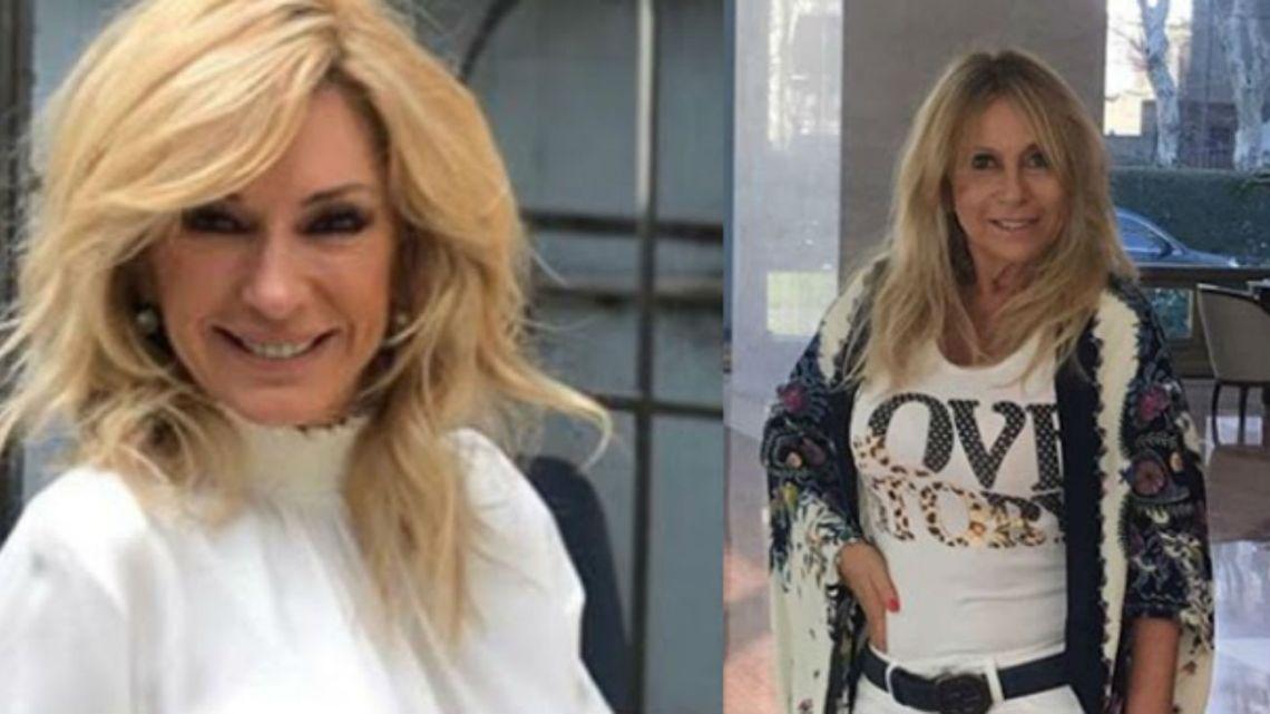 El video inédito de la brutal pelea entre Ana Rosenfeld y Yanina Latorre