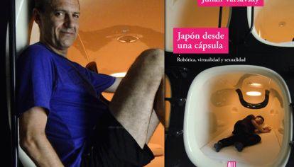 """Julián Varsavsky reatrata en """"Japón desde una cápsula"""" su experiencia en la sociedad actual japonesa."""
