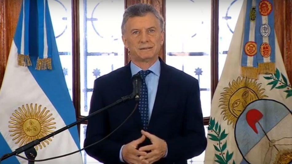 Mauricio Macri 16092019