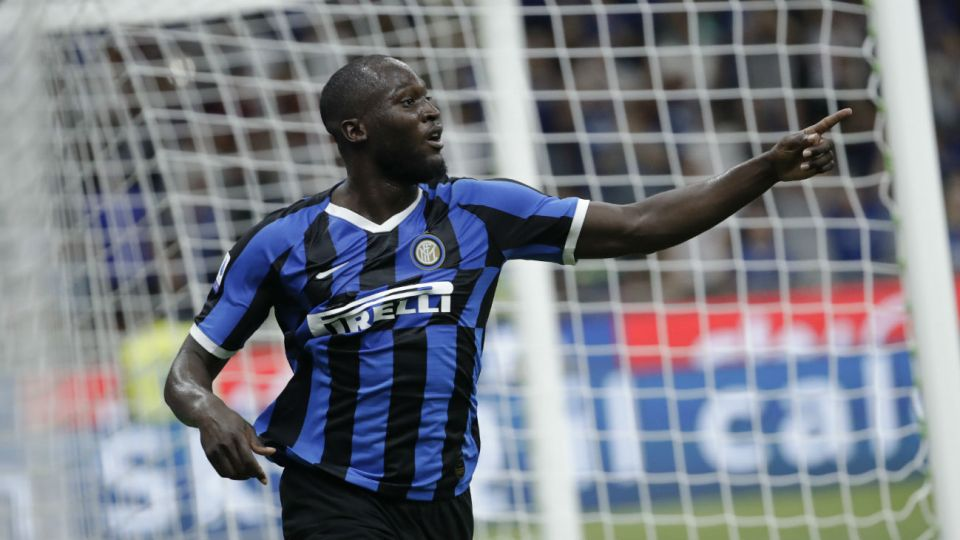 Romelu Lukaku, víctima de comentarios racistas en Italia.
