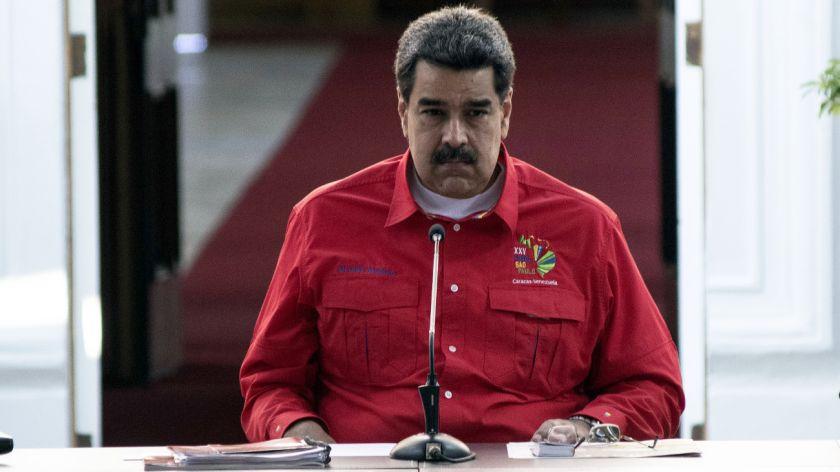 Nicolás Maduro insultó a Alberto Fernández por sus dichos sobre Venezuela