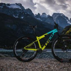 Supercaliber, una bicicleta de cross country que une lo mejor de dos mundos, ya que se planta en un punto medio entre las MTB rígidas y las de doble suspensión.