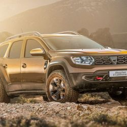 Dacia Duster Trailhawk