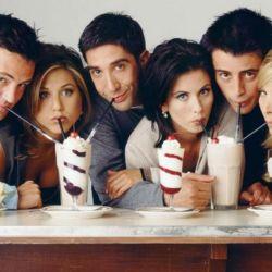 El grupo de amigos más famoso de la televisión.