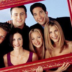 El primer capítulo de Friends se emitió el 22 de septiembre de 1994.