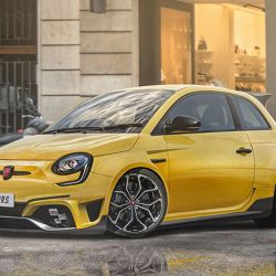 Fiat 500 RS
