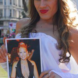 La argentina trans que llegó a Hollywood y al prime time de Telefe