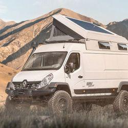 Renault Master-Overland Campervan