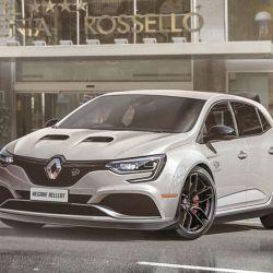 Renault Megane Hellcat