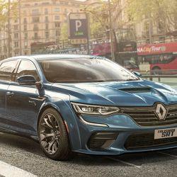 Renault Talisman Widebody