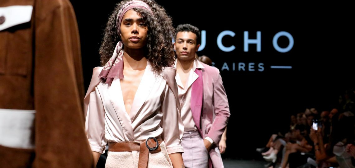 Fotogalería: 10 looks de la única marca argentina que estuvo presente en la NYFW