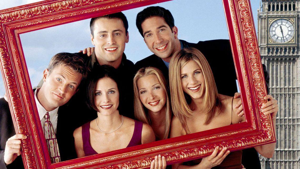 Por qué seguimos viendo Friends después de 25 años